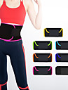 Sweat Waist Trimmer Sauna Belt Rubber Non Toxic Weight Loss Tummy Fat Burner Calories Burned Yoga Exercise & Fitness Workout For Waist Sports Outdoor