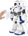 Robot RC 2.4G Plasticos / ABS + PC Control Remoto No