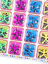 10 pcs Magnetspielsachen Mini-Magnetmaennchen Suesse Magnet-Gummimaennchen Bausteine Silikon Buero Schreibtisch Spielzeug Magnetisch Kinder / Erwachsene Jungen Maedchen Spielzeuge Geschenk