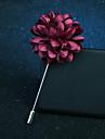 Dámské Stylové Brože Moderní Módní Elegantní Brož Šperky Modrá Fialová Bledě růžová Pro Svatební Dovolená