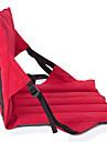 كرسي تخييم قابل للطي كرسي صغير وخفيف للتخييم في الهواء الطلق المحمول خفة الوزن سريع جاف أكسفورد القماش إلى 1 شخص صيد السمك شاطئ تخييم أسود فوشيا