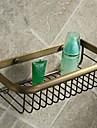 浴室棚 新デザイン アンティーク 真鍮 1個 壁式