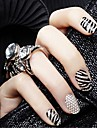 6 pcs 3D наклейки на ногти Креатив маникюр Маникюр педикюр Многофункциональный Классический / Милая Повседневные / фестиваль