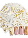 20 pcs 3D наклейки на ногти Креатив маникюр Маникюр педикюр Лучшее качество модный / Мода Повседневные