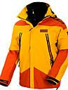 Homme Veste de Ski Etanche Chaud Coupe Vent Ski Camping / Randonnee Snowboard 100 % Polyester Veste Hiver Tenue de Ski