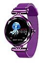 BoZhuo H1 Γυναικεία Έξυπνο βραχιόλι Android iOS Bluetooth Αθλητικά Αδιάβροχη Συσκευή Παρακολούθησης Καρδιακού Παλμού Μέτρησης Πίεσης Αίματος Θερμίδες που Κάηκαν / Παρακολούθηση Ύπνου / Ξυπνητήρι