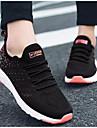 نسائي تيساج فولانت الصيف أحذية رياضية الركض كعب مسطخ أسود / رمادي / أزرق