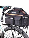 B-SOUL 14 L Bolsas Maletero Portatil Listo para vestir Duradero Bolsa para Bicicleta Nailon Bolsa para Bicicleta Bolsa de Ciclismo Ciclismo Ejercicio al Aire Libre Bicicleta