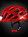 ROCKBROS Adulte Casque de vélo 20 Aération Ventilation Filet à Insectes Intégralement moulé EPS Des sports Cyclisme / Vélo - Rouge Bleu Rugueux noir Homme Femme