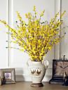 Kunstbloemen 2 Tak Klassiek Europees Pastoraal Stijl Eeuwige bloemen Bloemen voor op tafel