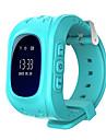 Q50 Άντρες Έξυπνο ρολόι Android iOS Bluetooth GPS Smart Αθλητικά Αδιάβροχη Οθόνη Αφής Χρονόμετρο Βηματόμετρο Υπενθύμιση Κλήσης Παρακολούθηση Δραστηριότητας Παρακολούθηση Ύπνου / Θερμίδες που Κάηκαν