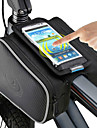 ROSWHEEL Mobitel Bag / Bike Frame Bag 5.5 inch Touch Screen Biciklizam za iPhone 8 Plus / 7 Plus / 6S Plus / 6 Plus / iPhone X / iPhone XR Crn / iPhone XS / iPhone XS Max / Vodootporni patent