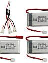 MJX X401H X402 7.4V 350mAh 1set baterija