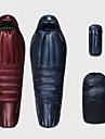 HIGHROCK حقيبة النوم في الهواء الطلق حقيبة الأم 0 °C فردي ريش الأوز السفلي الدفء خفيف جدا (UL) ضغط المتضخم 203*80 cm إلى عن على الصيد المشي لمسافات طويلة شاطئ تخييم السفر الخارج داخلي الشتاء