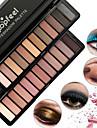 12 farver -jenskygger Damer / -jne / Kosmetik Vandtæt / Dame Længerevarende Daglig makeup / Halloweenmakeup / Festmakeup Makeup Kosmetiske
