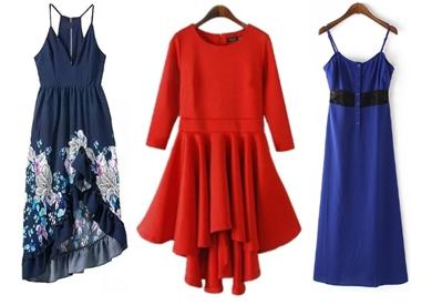 casual jurken